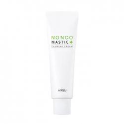 A'PIEU Nonco Mastic Calming Cream - Крем для лица со смолой мастикового дерева для заживления кожи, 50 мл