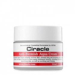 Ciracle Anti-Blemish Aqua Cream - Крем для лица Увлажняющий 50 мл