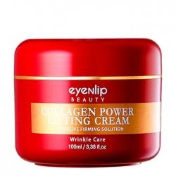 Eyenlip Collagen Power Lifting Cream - Коллагеновый Лифтинг-Крем, 100 мл