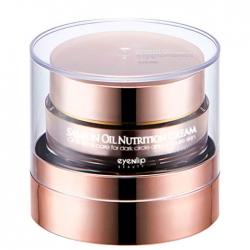 Eyenlip Salmon Oil Nutrition Cream - Крем для лица с лососевым маслом, 50 мл