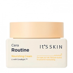 It's Skin Cera Routine Nourishing Cream - Питательный крем для очень сухой кожи лица с керамидами, 50 мл