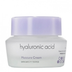 It's Skin Hyaluronic Acid Moisture Cream - Крем для лица Увлажняющий с гиалуроновой кислотой, 50 мл