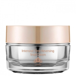 Lioele Intensive Time Reversing Snail Cream - Крем для лица Антивозрастной на основе экстракта улитки, 50мл