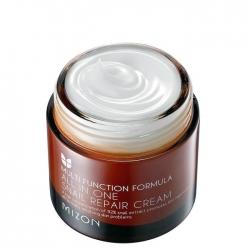 Mizon All in One Snail Repair Cream - Крем для лица с 92% экстрактом улитки для проблемной кожи, 75 мл