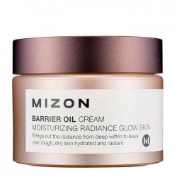 Mizon Barrier Oil Cream - Крем для лица с маслом оливы, 50 мл