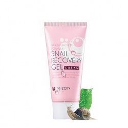 Mizon Snail Recovery Gel Cream - Крем-гель с 74% содержанием экстракта слизи улитки, 45 мл