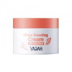 Yadah White Boosting Cream - Крем для лица осветляющий, 50 мл