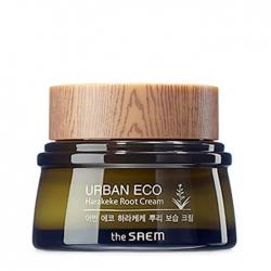The Saem Urban Eco Harakeke Root Cream - Крем с экстрактом корня новозеландского льна, 60 мл