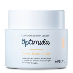 Vprove Optimula Natural Barrier Cream - Крем для лица Защитный, 50 мл