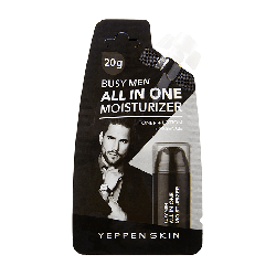 Dermal Yeppen Skin Busy Men All In One Moisturizer - Крем Мужской для лица 3 в 1, 15 мл