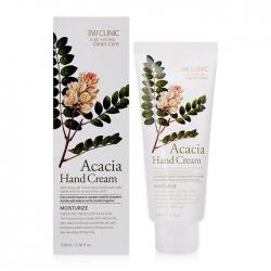 3W Clinic Acacia Hand Cream - Крем для рук АКАЦИЯ, 100 мл