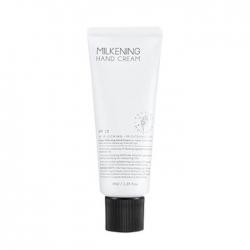 A'pieu Milkening Hand Cream - Крем для рук Увлажняющий и осветляющий, 40 мл