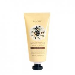 Epoux Wicked Honey Perfume Hand Cream - Крем для рук Увлажняющий c натуральным экстрактом мёда, 80 мл