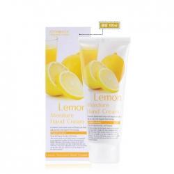 FoodaHolic Lemon Moisture Hand Cream - Увлажняющий крем для рук с экстрактом лимона, 100 мл