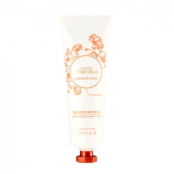 It's Skin Classic Hand Cream - Intensive & Rich - Крем для рук с ароматом белого мускуса, 130 мл