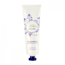 It's Skin Classic Hand Cream - Soft & Fresh - Крем для рук с ароматом масла моринги и ромашки, 130 мл