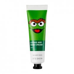 It's Skin Cookie & Hand Cream - Mint - Крем для рук Увлажняющий с ароматом мятного печенья, 30 мл