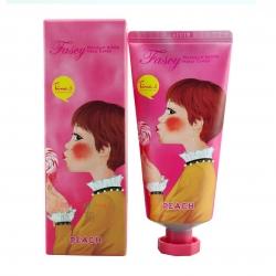 Fascy Moisture Bomb Hand Cream PEACH - Крем для рук Персик 40 мл