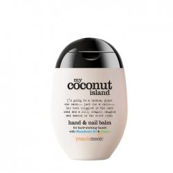 Treaclemoon My Coconut Island Hand Cream - Крем для рук с нежным тонким ароматом кокоса, 75мл