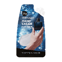 Dermal Yeppen Skin Perfumed Hand Cream For Men - Крем для рук мужской, 20 мл