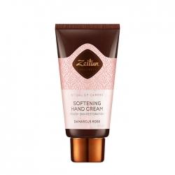 Zeitun Ritual of Caress Softening Hand Cream - Крем для рук с маслами дамасской розы и персика, 50мл