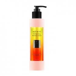 Beautific Hot 'N' Fit Fat Burning Thermo-Cream - Термоактивный крем для тела для похудения, 200 мл