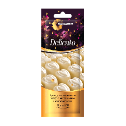 Tan Master Delicato - Крем для ускорения проявления загара в солярии с маслом какао и кедрового ореха, 12мл