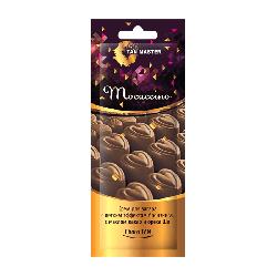 Tan Master Mocaccino - Крем для загара в солярии легким эффектом бронзинга с маслом какао и ореха ши, 12мл
