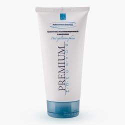 Premium Softtouch - Крем-гель постэпиляционный с ментолом, 177 мл