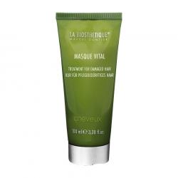 La Biosthetique Natural Cosmetic Masque Vital - Крем-маска для поврежденных волос, 100 мл