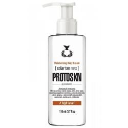 Protokeratin Protoskn Moisturizing Body Cream Solar Tan Max - Крем увлажняющий с эффектом загара 5%, 110 мл