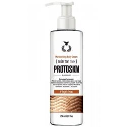 Protokeratin Protoskn Moisturizing Body Cream Solar Tan Max - Крем увлажняющий с эффектом загара 5%, 250 мл