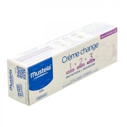 Mustela Bebe - Крем детский защитный под подгузник 1-2-3, 50 мл