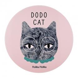 Holika Holika Face 2 Change DODO CAT Glow Cushion BB 21 Dodo's Rest - Кушон, тон 21, светлый беж, 15 г