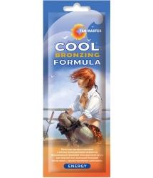 Tan Master Cool Bronzing Formula - Крем для интенсивного загара тела в солярии с глубоким бронзингом, 15мл