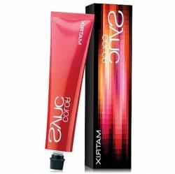 Matrix Color Sync - Краска для волос, 7RR+ блондин глубокий красный, 90 мл