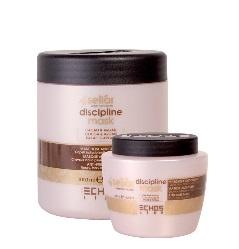 Echos Line Discipline Mask - Маска для непослушных волос, 1000 мл