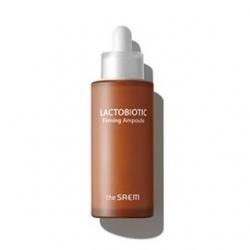 The Saem The Essential Lactobiotic Firming Ampoule - Укрепляющая сыворотка для лица, 40 мл