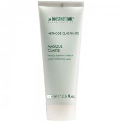 La Biosthetique Clarifante Masque Clarté - Очищающая маска для жирной и воспаленной кожи на основе белой глины, 200 мл