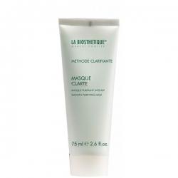 La Biosthetique Clarifante Masque Clarté - Очищающая маска для жирной и воспаленной кожи на основе белой глины, 75 мл