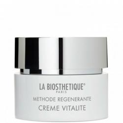 La Biosthetique Methode Regenerante Creme Vitalite - Ревитализирующий крем 24-часового действия, 50 мл