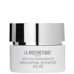 La Biosthetique Methode Regenerante Menulphia Jeunesse Riche - Крем регенерирующий насыщенный интенсивного действия, 50 мл