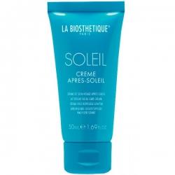 La Biosthetique Soleil Creme Apres Soleil Visage - Успокаивающий Крем для поврежденной солнцем кожи лица 50мл