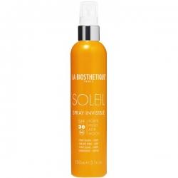 La Biosthetique Soleil Spray Invisible Corps SPF 30 - Anti-age водостойкий солнцезащитный спрей для тела SPF 30, 150 мл