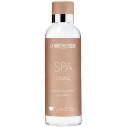 La Biosthetique SPA Line L'Huile SPA Rich body oil - Обогащенное интенсивно смягчающее Spa-масло для тела, 250 мл