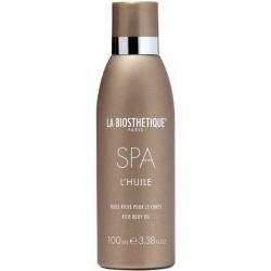 La Biosthetique SPA Line L'Huile SPA Rich body oil - Обогащенное интенсивно смягчающее Spa-масло для тела, 100 мл
