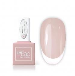 E.MiLac Base Gel - База камуфлирующая для ногтей, № 12 светло-кремовый, 9мл