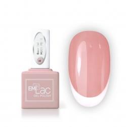 E.MiLac Base Gel - База камуфлирующая для ногтей, № 10 нюдово-розовый, 9мл
