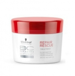 Schwarzkopf BC Bonacure Repair Rescue Treatment Biomimetic - Маска Спасительное восстановление 200 мл