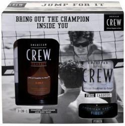 American Crew - Подарочный набор Средство 3 в 1 250 мл + парфюм